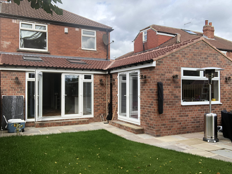 Roundhay Home Extension